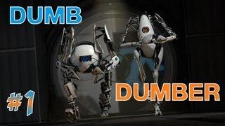 Portal 2: Boot Camp, Ep.1 | Dumb and Dumber