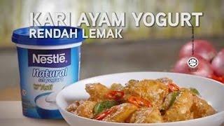 Hidang: 8 orang Masa penyediaan & memasak: 30 minit Protein 35g Lemak 11g Karbohidrat 15g Tenaga 299kcal (A) 5 ulas Bawang putih 3cm Halia 3cm ...
