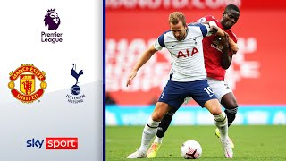6er-Pack! Spurs in Torschuss-Laune | Man United - Tottenham 1:6 | Highlights - Premier League 20/21
