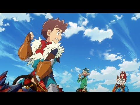 Monster Hunter Stories Ride On Coming Soon Youtube