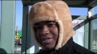 Residents Battle Cold Weather in Philadelphia