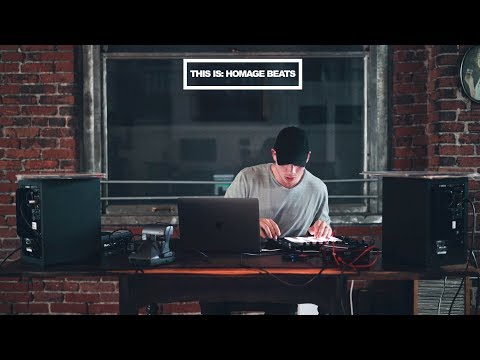 This Is: Homage Beats | Interview, Making A Beat With Steezy