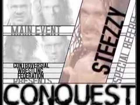 CWF Conquest Tag Match
