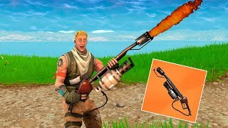 MELT Ice with the New FLAMETHROWER! FAILS vs BUGS vs PROS - Fortnite Funny Moments