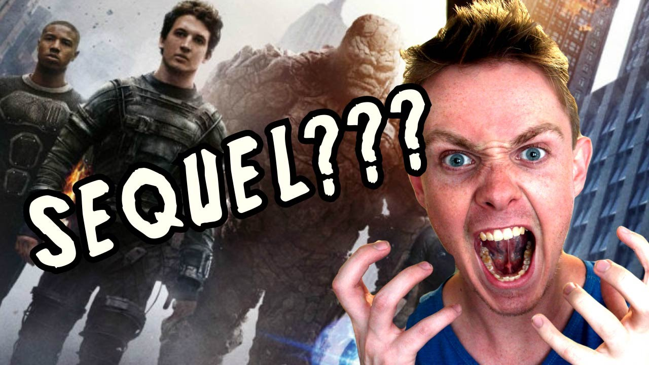 FANTASTIC FOUR SEQUEL STILL BEING DEVELOPED??? - YouTube