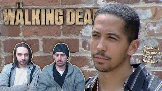 """The Walking Dead Season 1 Episode 4 Reaction """"Vatos"""""""