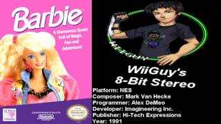 Barbie (NES) Soundtrack - 8BitStereo