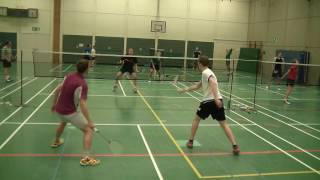 racket testing session