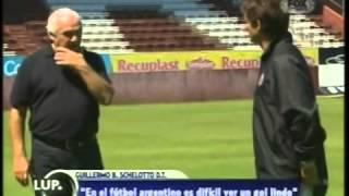 Guillermo Barros Schelotto con Niembro en La Última Palabra (completo)