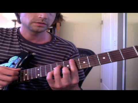 Guitar Lesson - Usher - Lemme See ft. Rick Ross