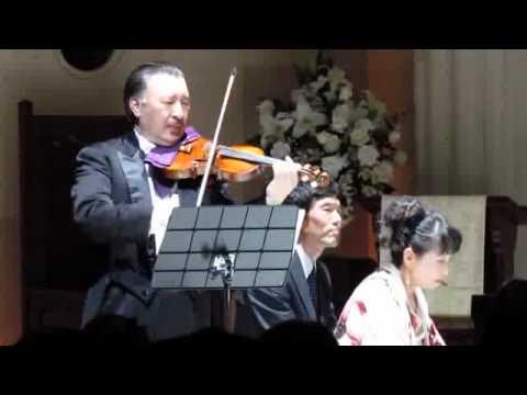 メリー・ウィドゥ・ワルツ Violin 篠崎史紀