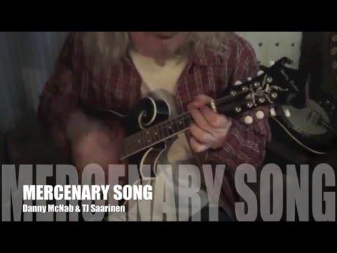 Mercenary Song (Steve Earle) - Danny McNab & TJ Saarinen Cover