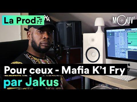 Youtube: MAFIA K'1 FRY –«Pour ceux»: comment Jakus a composé le classique