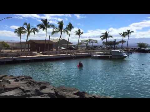 Kawaihae Harbor, Island of Hawaii