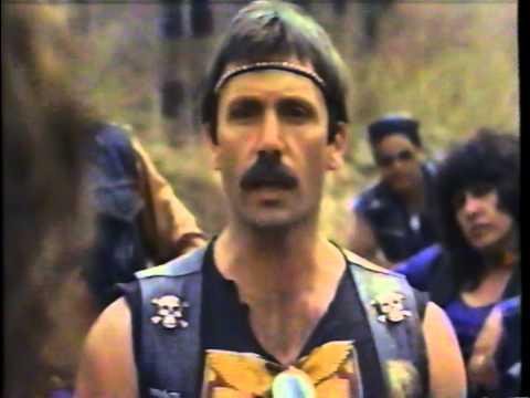 1990: The Bronx Warriors | b-movie CHEESE | 1984 | VHS rip