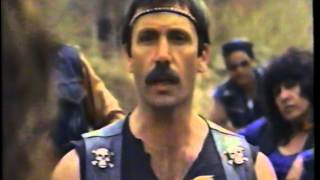 1990: The Bronx Warriors | b-movie CHEESE | 1984 | VHS rip