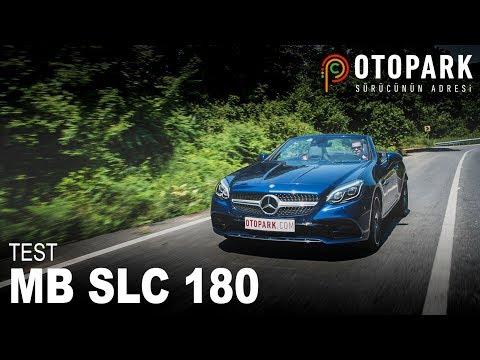 Mercedes-Benz SLC 180 | TEST | Vale SLK'nızı Pert Ederse Ne Yapmalı❓❗