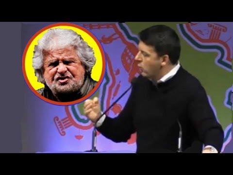 Renzi duro e puro umilia la paghetta di Stato 5 stelle con il reddito di inclusione del PD