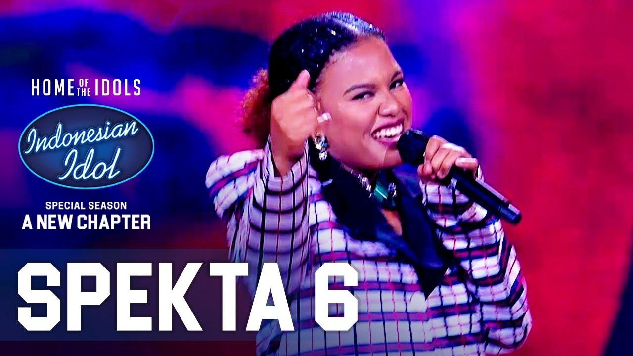 Download JEMIMAH - PERTAMA (Reza Artamevia) - SPEKTA SHOW TOP 8 - Indonesian Idol 2021