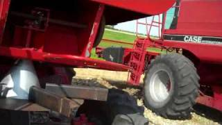 1985 case ih 1480 combine for sale at www chabot implements