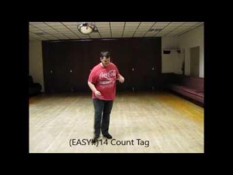 57 Chevrolet Line dance