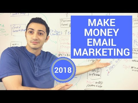 How To Make Money Online With Email Marketing in 2018