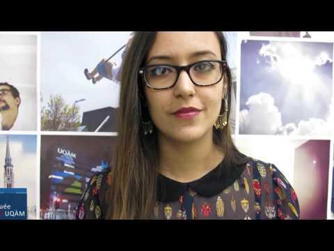 UQAM.tv | Témoignage d'une diplômée tunisienne