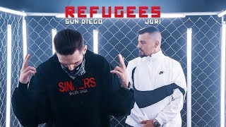 JURI feat. Sun Diego - Refugees prod. by Digital Drama