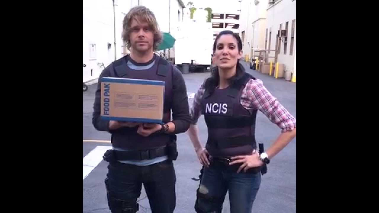 daniela ruah and eric christian olsen thinkinsidethebox