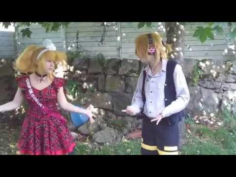 Children war/Okochama sensou ~ Rin & Len Kagamine live action [ATC]