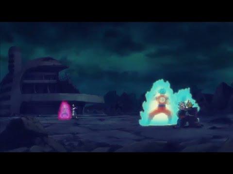 [AMV]-Goku E Vegita VS Goku Black E Zamasu