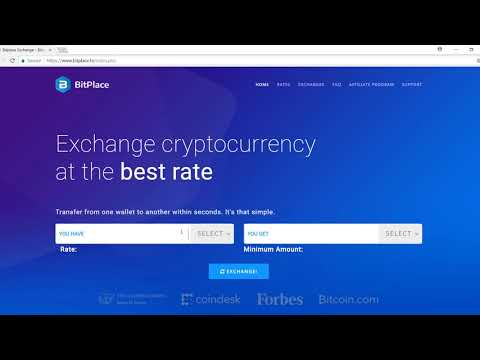 Bitplace Exchange - Buy And Sell #BitcoinPrivate #BTCP