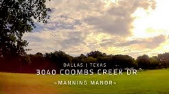 Manning Manor - 3040 Coombs Creek Dr Dallas TX by Five12 Media