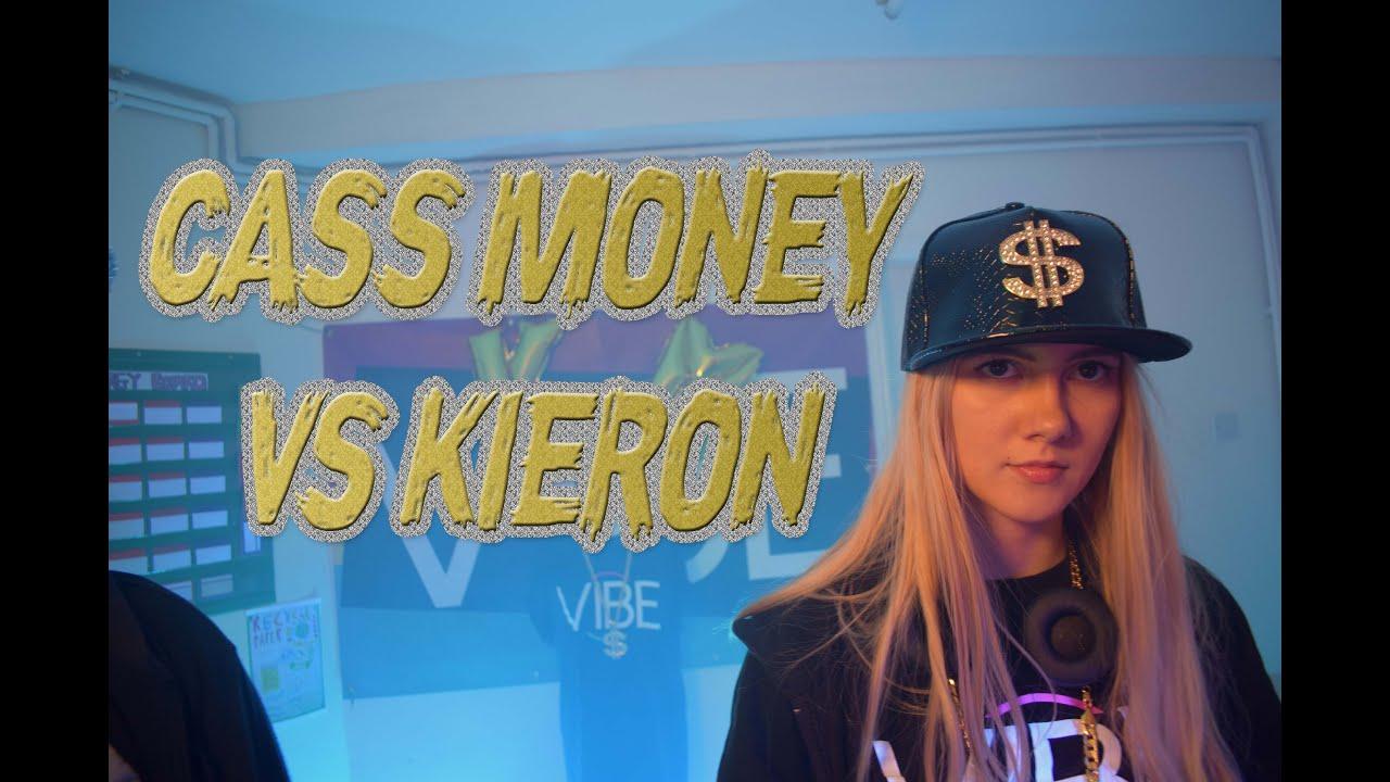 Kitchen Messi: Cass Money VS Kieron - Egg Roulette
