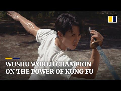 Wushu world champion from Hong Kong explains how Chinese kung fu has broadened his horizons