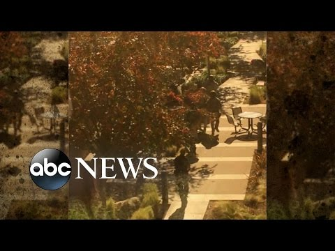 14 Killed in California Shooting Rampage