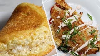 Omelette Recipes Perfect For Your Weekend Breakfast • Tasty