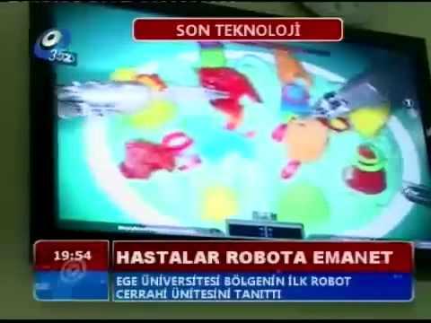 Kanal 35 - Da Vinci Ege de