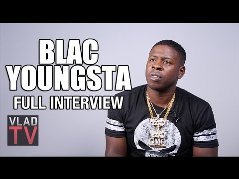 'The Vlad Couch' ft. Blac Youngsta (Full Interview)