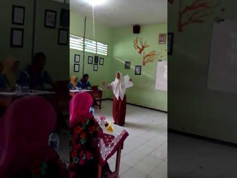 Juara Lomba Cipta Puisi Dan Baca Puisi Fls2n 2017 Youtube