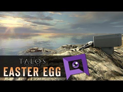 The Talos Principle - Easter Egg: Secret Developer's World