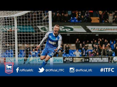 HIGHLIGHTS   Ipswich Town 2-0 Burton Albion