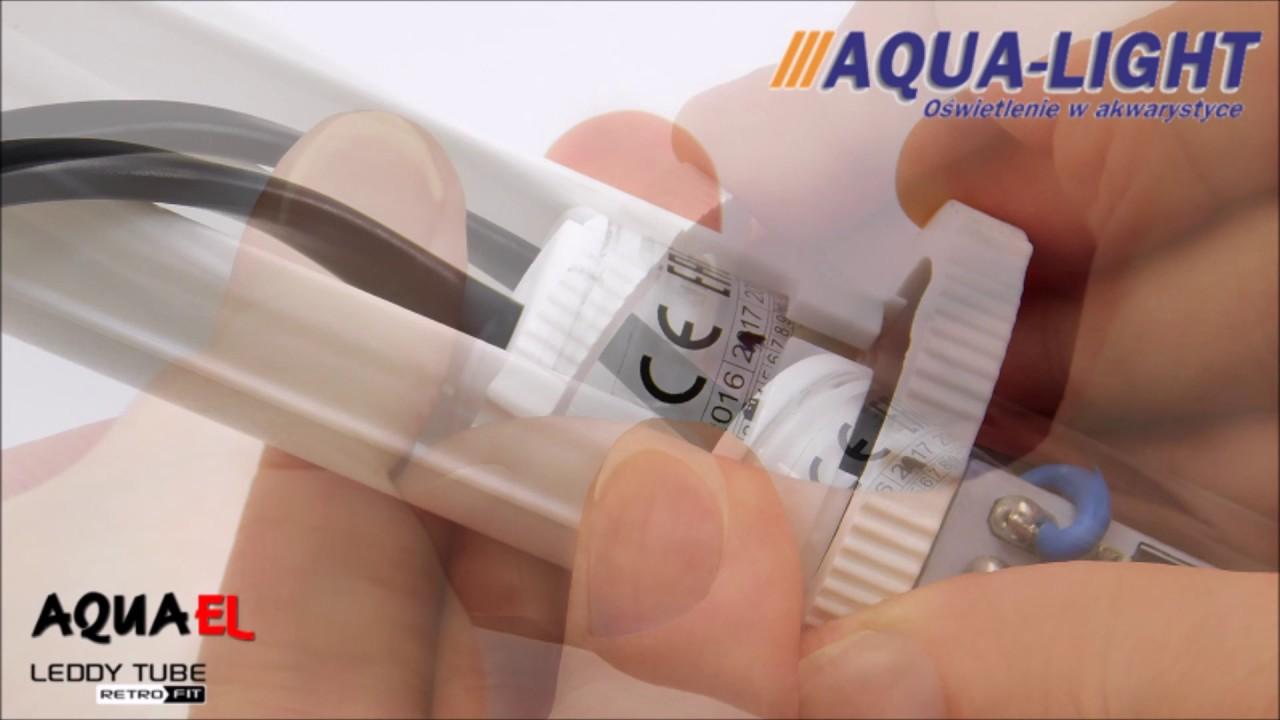 Aqua Lightpl Proponuje Moduły Led Do Akwarium Retrofit Aquael Zamienniki Dla T5 I T8