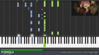 Shingeki no Bahamut: Genesis Opening - EXiSTENCE (Synthesia)
