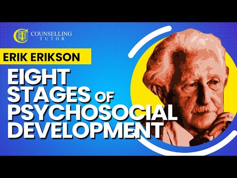 Erik Erikson 8 Stages of Psychosocial Development