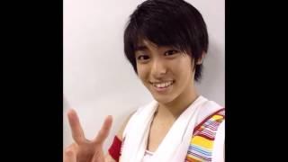 Dream5 高野洸さんがゲスト出演。インタビューを受けていました。自身が...