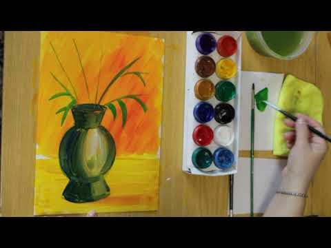 Видеоурок изо в начальной школе
