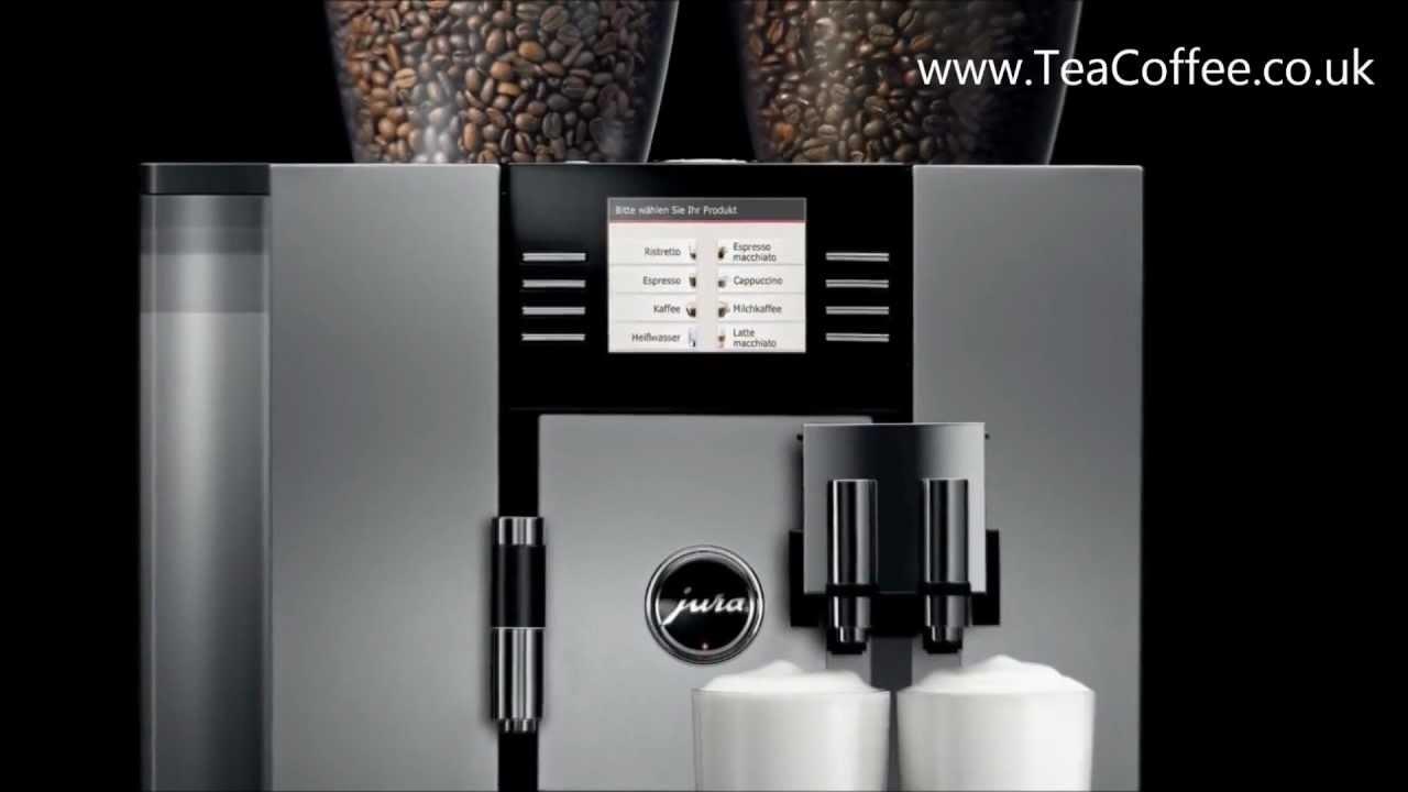 jura x7 coffee machine