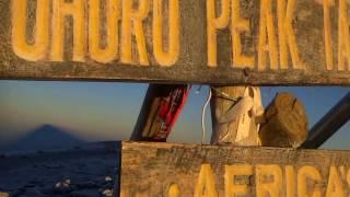 Uhuru peak 20 below zero
