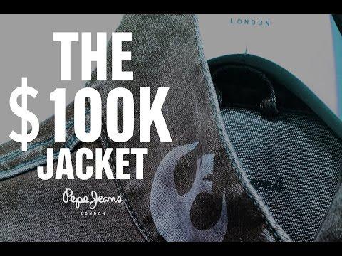 #OneJacket, a viral story by Pepe Jeans Custom Studio & Star Wars.
